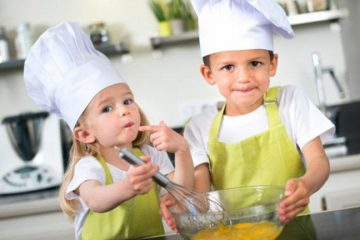 The Little Ladle Club Kids Cooking Class