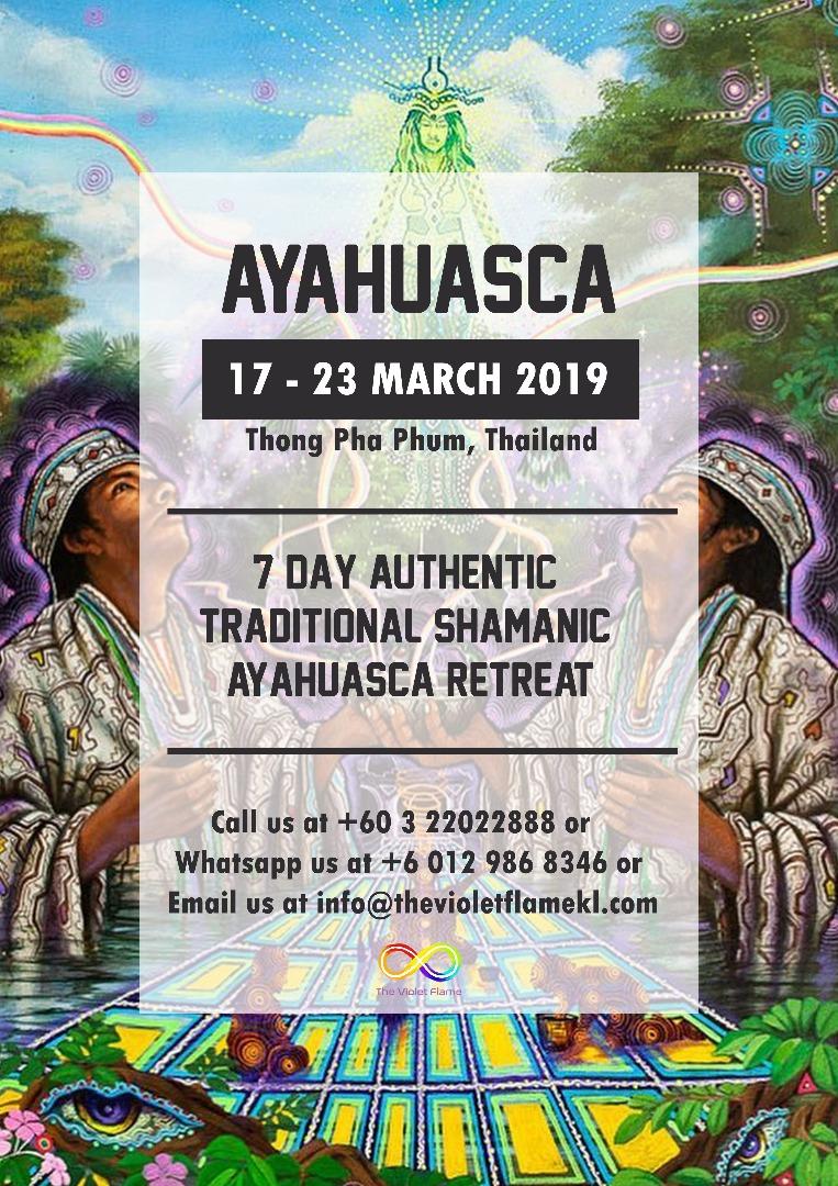 Us Ayahuasca Retreats
