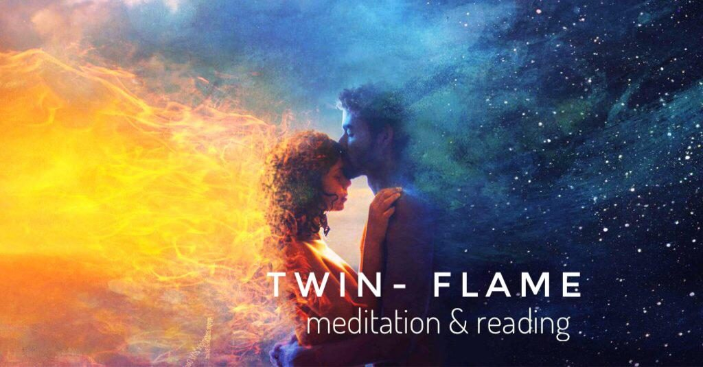 Twin Flame Meditation with Sandra - the Violet Flame KL